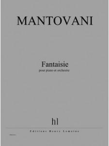 Bruno Mantovani - Fantaisie