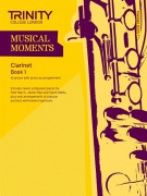 Musical Moments Clarinet Book 1