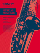 Musical Moments Tenor Saxophone Book 4