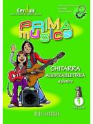 Prima Musica - Chitarra Acustica/Elettrica Volume 1