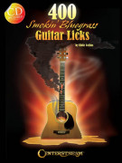 400 Smokin' Bluegrass Guitar Licks (book/CD)