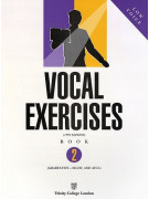 Vocal Exercises Book 2 (Grade 5-8) Low Voice