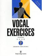 Vocal Exercises Book 2 (Grade 5-8) High Voice