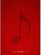 Quaderno di musica con spirali