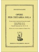 Niccolo' Paganini - Ghiribizzi M.S. 43
