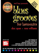 Blues Grooves for Harmonica (booklet/CD)