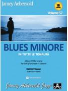 Aebersold volume 57: Blues minore in tutte le tonalità (book/CD)