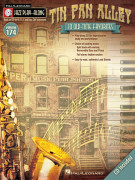 Jazz Play-Along Volume 174: Tin Pan Alley (book/CD)
