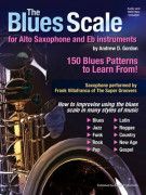 The Blues Scale for Saxophone (Book/CD)