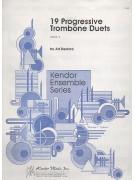 19 Progressive Trombone Duets