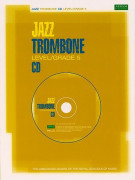 Jazz Trombone Tunes Level 4 (CD play-along)