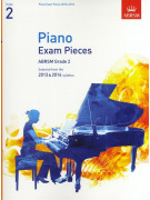 ABRSM Piano - Exam Pieces 2013-2014 Grade 2