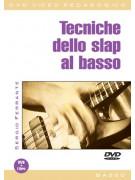 Tecniche dello slap al basso (DVD/libretto)