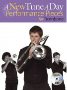 A New Tune A Day: Trombone - Performance Pieces (book/CD)