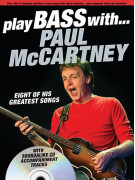 Play Bass with Paul McCartney (book/CD)