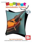 Easiest Mandolin Tunes for Children (book/CD)