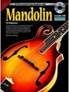 Progressive Mandolin For Beginners (book/CD)