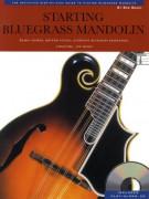 Starting Bluegrass Mandolin (book/CD)