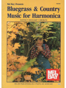 Bluegrass & Country Music for Harmonica (book)
