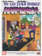 You Can Teach Yourself Harmonica (book/CD/DVD)