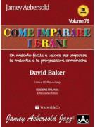Aebersold Volume 76: Come imparare i brani (book/CD)