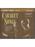 Cabaret Songs - You Sing The Hits (4 CD sing-along