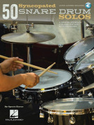50 Syncopated Snare Drum Solos (book/audio online)