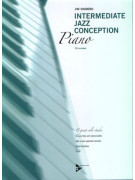 Intermediate Jazz Conception Piano (book/CD)