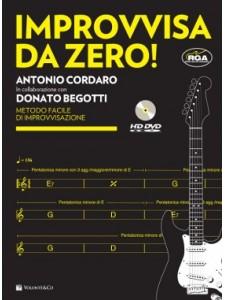 Improvvisa da Zero! (libro/DVD HD)