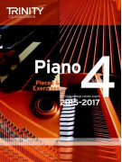 Trinity Guildhall: Piano Grade 4 - Pieces And Exercises 2012-2014