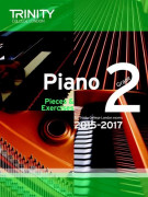 Trinity Guildhall: Piano Grade 2 - Pieces And Exercises 2015-2017