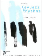 Reading Key Jazz Rhythms for Piano (book/CD play along)