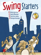 Swing Starters - Clarinet (book/CD play-along)