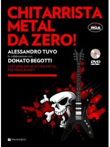 Chitarrista Metal da 0 (libro/DVD)