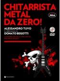 Chitarrista Metal da Zero (libro/DVD)