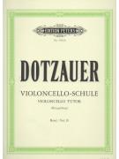 Dotzauer - Violoncello Tutor - Part II