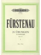 Furstenau - 26 Exercises I Flute