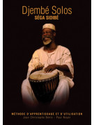 Djembé Solos - Instructional Book (book/2 CD)