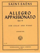 Allegro Appassionato - Opus 43 (violoncello & piano)