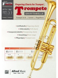 Fingering Charts for Trumpet