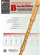 Fingering Charts for Flute
