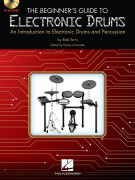 The Beginner's Guide to Electronic Drums (book/CD)