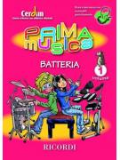 Prima Musica - Batteria Volume 1