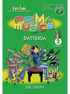 Prima Musica - Batteria Volume 2