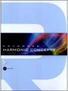 Advanced Harmonic Concepts (book/CD)