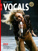 Rockschool Vocals: Grade 4 - Female 2014-2017 (Book/Download Card)