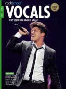 Rockschool Vocals: Grade 1 - Male 2014-2017 (Book/Download Card)