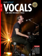 Rockschool Vocals: Grade 4 - Male 2014-2017 (Book/Download Card)