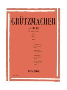 24 studi per violoncello Op.28 Libro 1