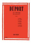 J.L. Duport - 21 Studi (Violoncello)